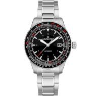 Часы HAMILTON Khaki Aviation Converter Auto 42mm Black Dial (H76615130)