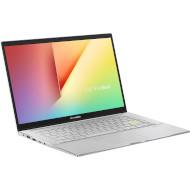 Ноутбук ASUS VivoBook S14 S433EQ Dreamy White (S433EQ-AM256)