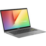 Ноутбук ASUS VivoBook S14 S433EQ Indie Black (S433EQ-AM265)
