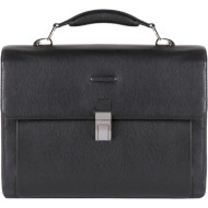 "Портфель PIQUADRO Modus 15.6"" Black (CA4745MO-N)"