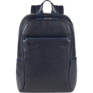 """Рюкзак PIQUADRO B2S 15.6"""" RFID Blue (CA4762B2S-BLU)"""