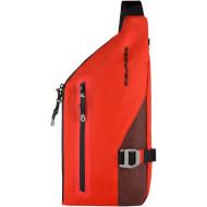 Рюкзак-слинг PIQUADRO PQ-M Red (CA5499PQM-R)