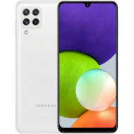 Смартфон SAMSUNG Galaxy A22 4/64GB White (SM-A225FZWDSEK)