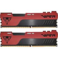 Модуль памяти PATRIOT Viper Elite II DDR4 3200MHz 32GB Kit 2x16GB (PVE2432G320C8K)