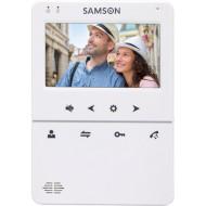 Видеодомофон SAMSON SW-407N White