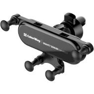 Автодержатель для смартфона COLORWAY Gravity Sensor Holder Black (CW-CHG11-BK)
