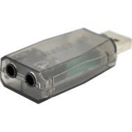 Зовнішня звукова карта VOLTRONIC USB-Sound Card (5.1) 3D Sound (YT-SC-5.1)