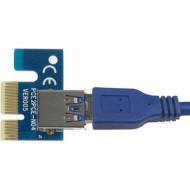 Адаптер VOLTRONIC PCI-E x1 to USB 3.0