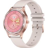 Смарт-часы NO.1 DT86 Silicone Pink