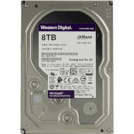 """Жёсткий диск 3.5"""" WD Purple 8TB SATA/256MB (WD82PURX)"""