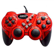 Геймпад VOLTRONIC Double Shock Red