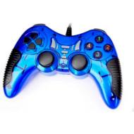 Геймпад VOLTRONIC U-900 DualShock Blue