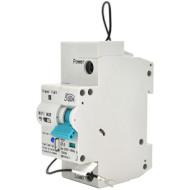 Автоматический выключатель с Wi-Fi управлением VOLTRONIC 1P/220V/16A