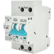 Автоматический выключатель с Wi-Fi управлением VOLTRONIC 2P/220V/16A