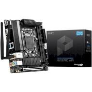 Материнская плата MSI H510I Pro Wi-Fi