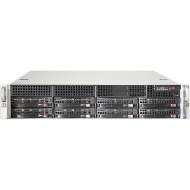 Корпус серверний SUPERMICRO SuperChassis 825TQC-R802LPB 2х800Вт