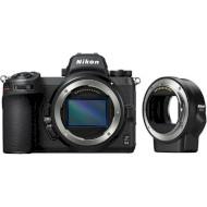 Фотоаппарат NIKON Z6 II Body + FTZ Mount Adapter (VOA060K002)