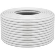 Силовой кабель RITAR ПВС 2x1.5мм, белый, 100м (21188)