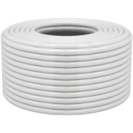 Силовой кабель RITAR ПВС 2x2.5мм, белый, 100м (21189)