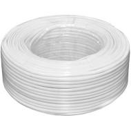 Силовой кабель RITAR ШВВП 2x1.5мм, белый, 100м (21178)