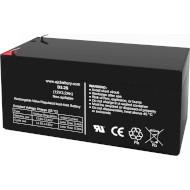 Аккумуляторная батарея RITAR RT1232 Black (12В 3.2Ач)