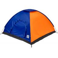 Палатка 3-местная SKIF OUTDOOR Adventure I Orange/Blue