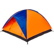 Палатка 3-местная SKIF OUTDOOR Adventure II Orange/Blue