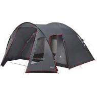 Палатка 5-местная HIGH PEAK High Peak Tessin 5 Dark Grey/Red (925412)