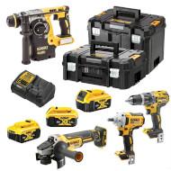 Набір електроінструментів DEWALT DCK428P3T