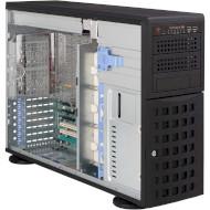 Корпус серверный SUPERMICRO SuperChassis 745BTQ-R920B 2х1280Вт