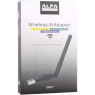 Wi-Fi адаптер MERLION LV-UW07-RT5370N-ALFA