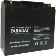Аккумуляторная батарея FARADAY FAR18-12 (12В 18Ач)