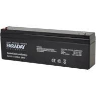 Аккумуляторная батарея FARADAY FAR2-12 (12В 2Ач)
