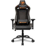 Кресло геймерское COUGAR Outrider S Black (3MOUBNXB.0001)
