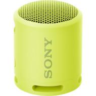 Портативная колонка SONY SRS-XB13 Lime