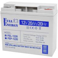 Аккумуляторная батарея FULL ENERGY FEL-1220 (12В 20Ач)
