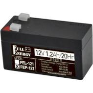 Аккумуляторная батарея FULL ENERGY FEP-121 (12В 1.2Ач)