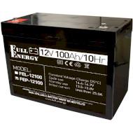 Аккумуляторная батарея FULL ENERGY FEP-12100 (12В 100Ач)