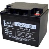 Аккумуляторная батарея FULL ENERGY FEP-1245 (12В 45Ач)