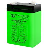 Аккумуляторная батарея QISUO QS-6010 (6В 10Ач)