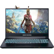 Ноутбук DREAM MACHINES G1650Ti-15 Black (G1650TI-15UA59)