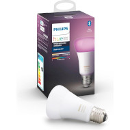 Розумна лампа PHILIPS HUE White and Color Ambiance E27 9Вт 2000-6500K (929002216824)