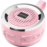 Портативная колонка BOROFONE BR2 Aurora Pink