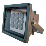 Прожектор інфрачервоний LIGHTWELL LW9-100IR45-220