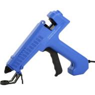 Пістолет клейовий VOLTRONIC ZD-8B Blue