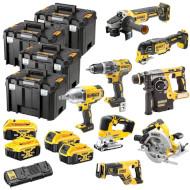 Набір електроінструментів DEWALT DCK865P4T