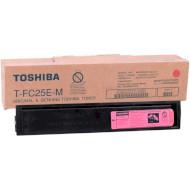 Тонер-картридж TOSHIBA T-FC25E-M Magenta (6AJ00000201)