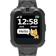 Годинник-телефон дитячий CANYON Tony KW-31 Black