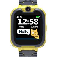 Годинник-телефон дитячий CANYON Tony KW-31 Yellow/Gray