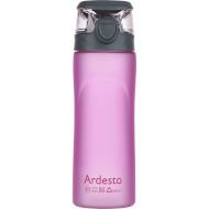 Пляшка для води ARDESTO Matte Bottle Pink 600мл (AR2205PR)